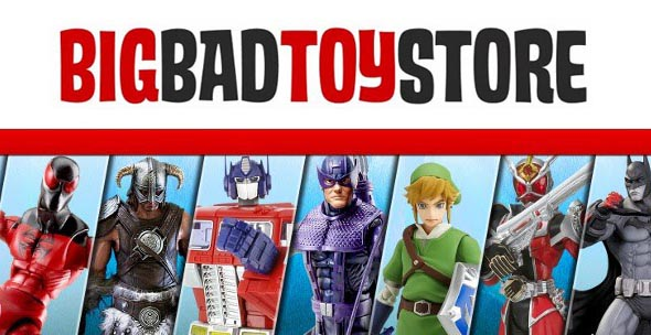 Deadpool, Bandai JP, Star Wars, Mega Man, Power Rangers, Star Trek, Ghostbusters, Suicide Squad & More At BBTS
